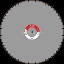 Алмазный диск для стенорезных машин WSF 510 (40x4,5x10 56 сегментов) до 25 кВт, Ø=1000 мм.