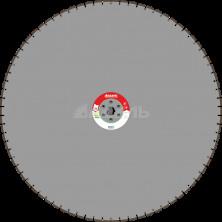 Алмазный диск для стенорезных машин WSF 300 (45x4,5x10 78 сегментов) от 20 кВт, Ø=1400 мм.