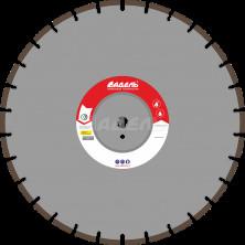 Алмазный диск универсальный AF 710 (40x3,6x10 мм. 30 сегментов) Ø=500 мм, до 10 кВт