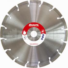 Алмазный диск по асфальту серии LGDF DA Премиум размер сегмента 2,8 х 8 мм; Ø=300 мм
