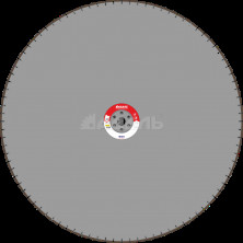 Алмазный диск для стенорезных машин WSF 510 (40x4,5x10 96 сегментов) до 25 кВт, Ø=1600 мм.
