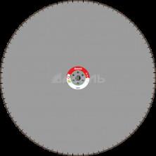 Алмазный диск для стенорезных машин WSF 700 (40x4,5x12 92 сегментов) до 10 кВт, Ø=1600 мм.