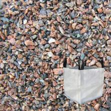Щебень гранитный (серый-розовый) 3х10 в Биг Бегах (500-1000 кг)