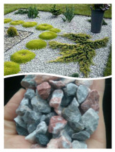 Крошка каменная 10-15мм