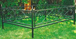Ограда ритуальная ОР-37