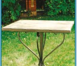 Столик ритуальный СР-2