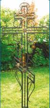 Крест ритуальный КР-5
