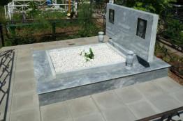 Памятник семейный под ключ