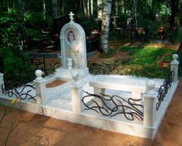 Памятник могильный, Мемориальный комплекс