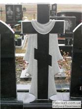 Крест на могилу гранитный.