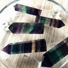 природные флюорит
