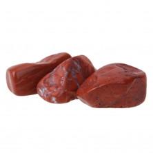 Джаспер красный камень