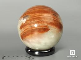 Шар из мраморного оникса, 38-40 см