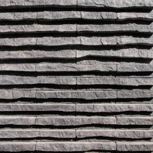 Облицовочный искусственный камень Линейный рельеф