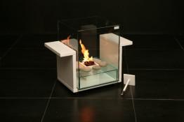 Биокамин напольный Art Flame Crystal