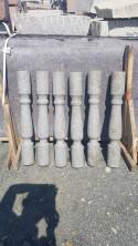 Балясина гранит Лисья Горка (d=110 мм)