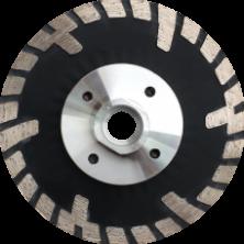 Алмазный отрезной диск по граниту TS d105