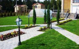 Ландшафтный дизайн,благоустройство, озеленение