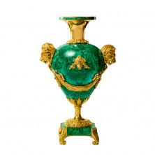 Малахитовая ваза «Капля»
