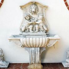 Фонтан, Fontana a muro Roma