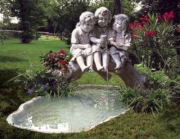 декоративный пруд. LAGUNA ALLEGRIA