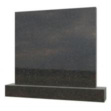 Памятник прямоугольный из карельского гранита (семейный)