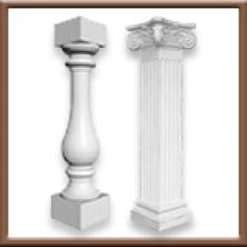 Балясина, колонна, тумба