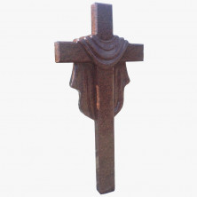 Крест надгробный католический