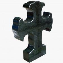 Крест гранитный без постамента
