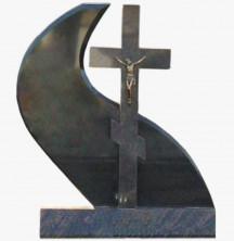 """Мемориальная скульптура """"Крест и пламя"""""""