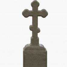 """Мемориальная скульптура """"Крест православный"""""""