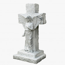 "Мемориальная скульптура ""Ангел у креста"""
