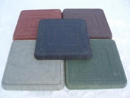 тротуарная полимерпесчаная плитка
