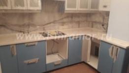 Столешница для кухни из литьевого мрамора