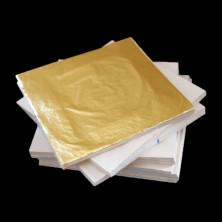 Поталь золото 2.5, 500 л., 14*14 см