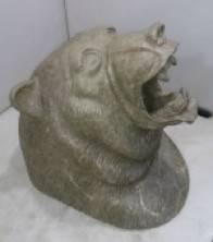 Голова Медведя. для хамама (турецкой бани)