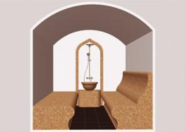Строительство хамамов (турецкой бани) под ключ в Москве и МО