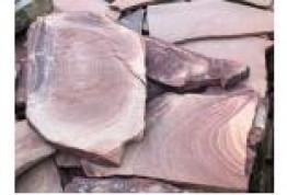 Плитняк песчаник «с разводами (обожженный)»