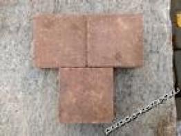 Брусчатка песчаник «обожженный (пиленый)»