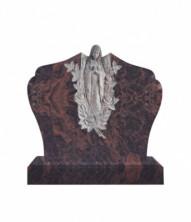 Памятник элитный горизонтальный 1100*1300*100 (Индия, коричневый)