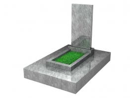 Памятник 800x400x60