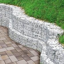 Камни для габионов