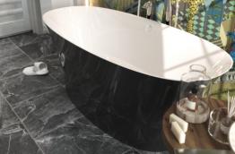 Ванна из искусственного камня Ниагара 160