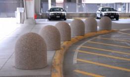 Столбик для парковки «TF6011» бетонный