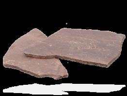Красный песчаник толщиной 1,5 см