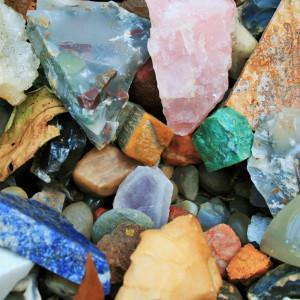 Изделия из полудрагоценного камня