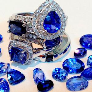 Изделия из драгоценного камня