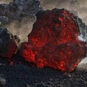 Изделия из вулканического камня