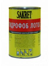 Пропитка «Мокрый камень» Sakret VSI