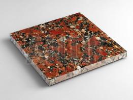 Плиты облицовочные из Капустинского гранита